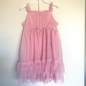 The Children's Place soft pink nightgown